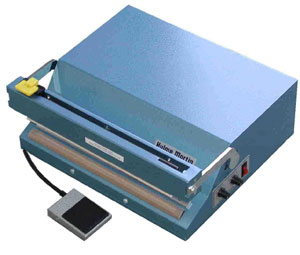 Hulme Martin HM 3100 CDS semi-automatic Impulse Heat Sealer