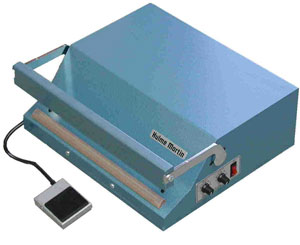 Hulme Martin HM 3100 DS semi-automatic Impulse Heat Sealer