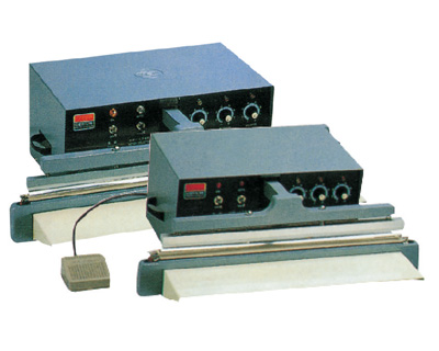 600mm Bench Top Foot Switch sealer