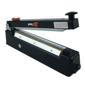 Pacseal Hand Impulse Heat Sealer