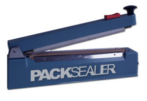 300mm Hand Impulse Sealer with Cutter