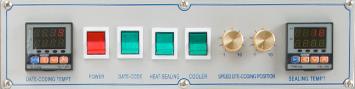 PSC1100V Control Panel