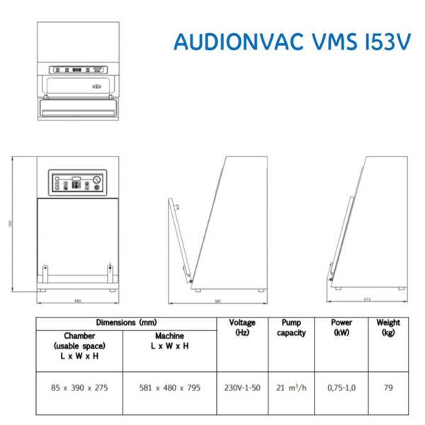AudionVac-VMS-153-V-drawing